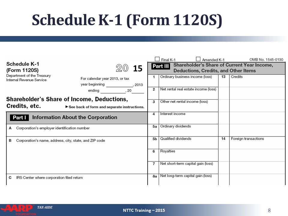 Form 1120 s instructions