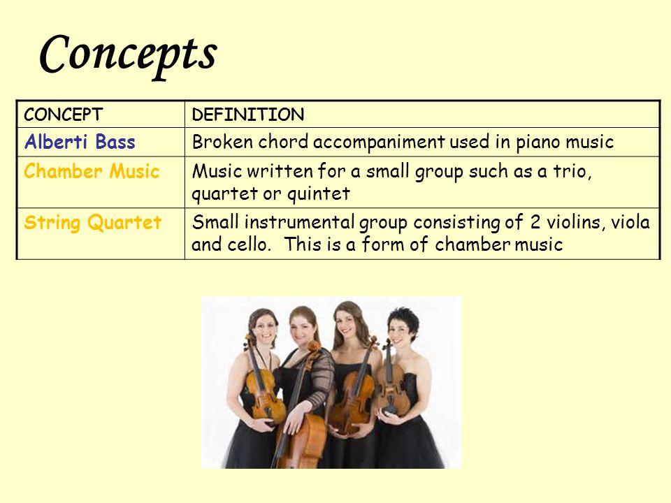 Advanced Higher Understanding Music Classical Period Ppt Video