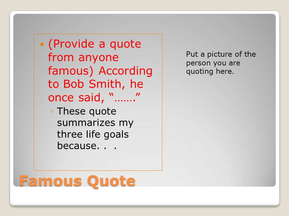 Top 100+ Famous Quotes About Life Goals