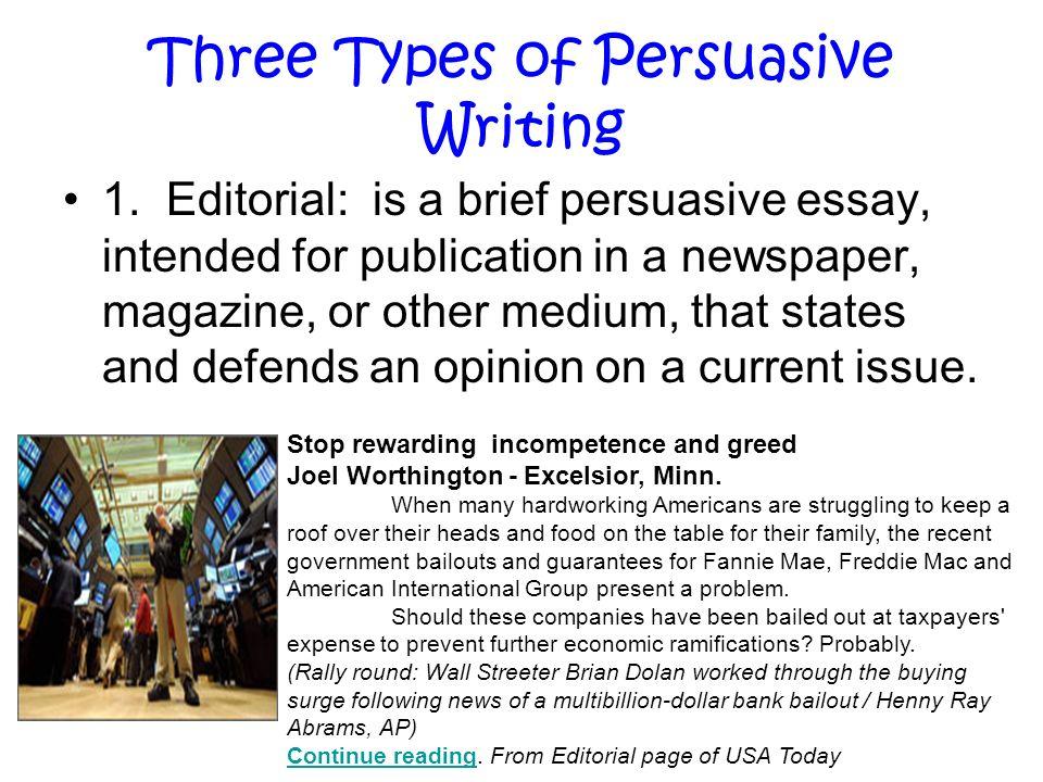 three kinds of argumentative essays  bellegate developments three kinds of argumentative essays