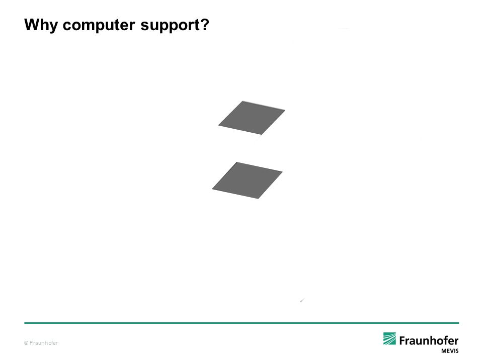 Why computer support