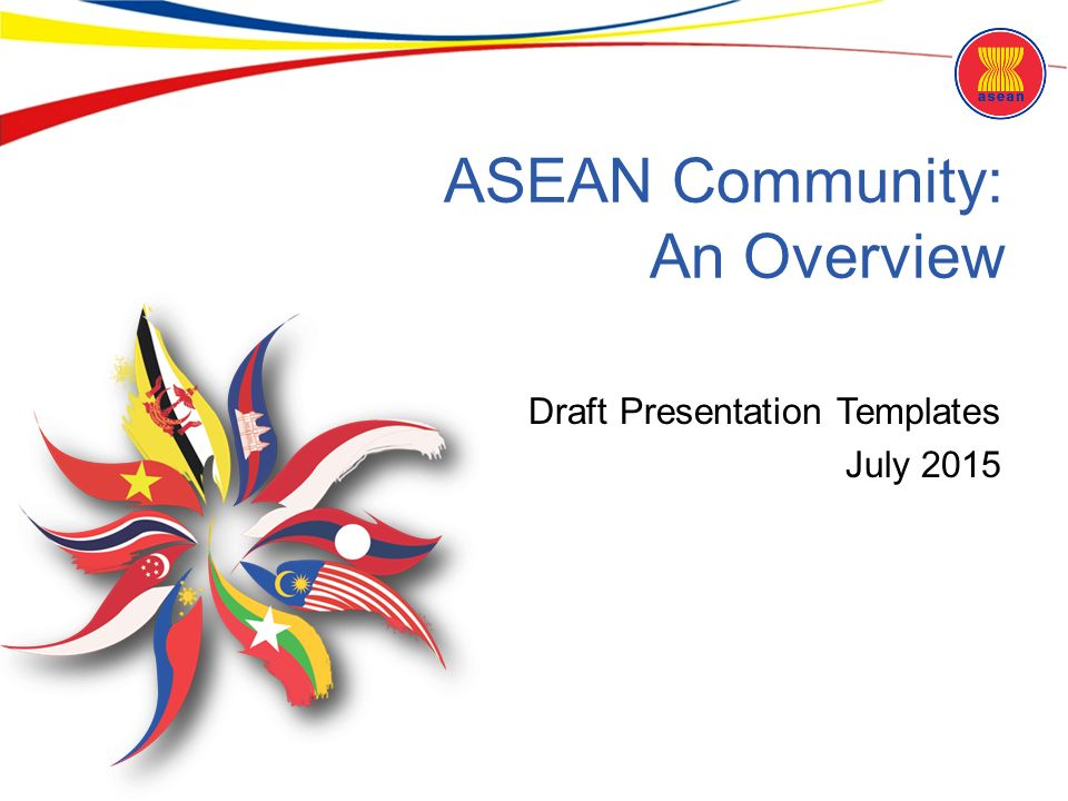 Ppt for usec manalo rev2 without notes | association of southeast.