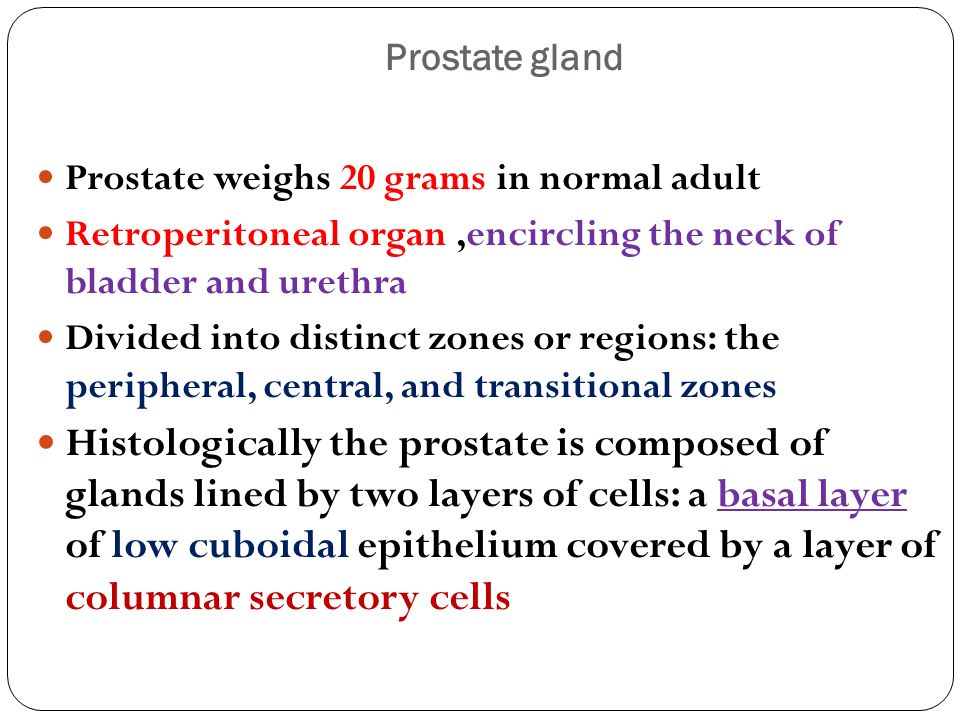 prostate cancer symptoms tests and treatment