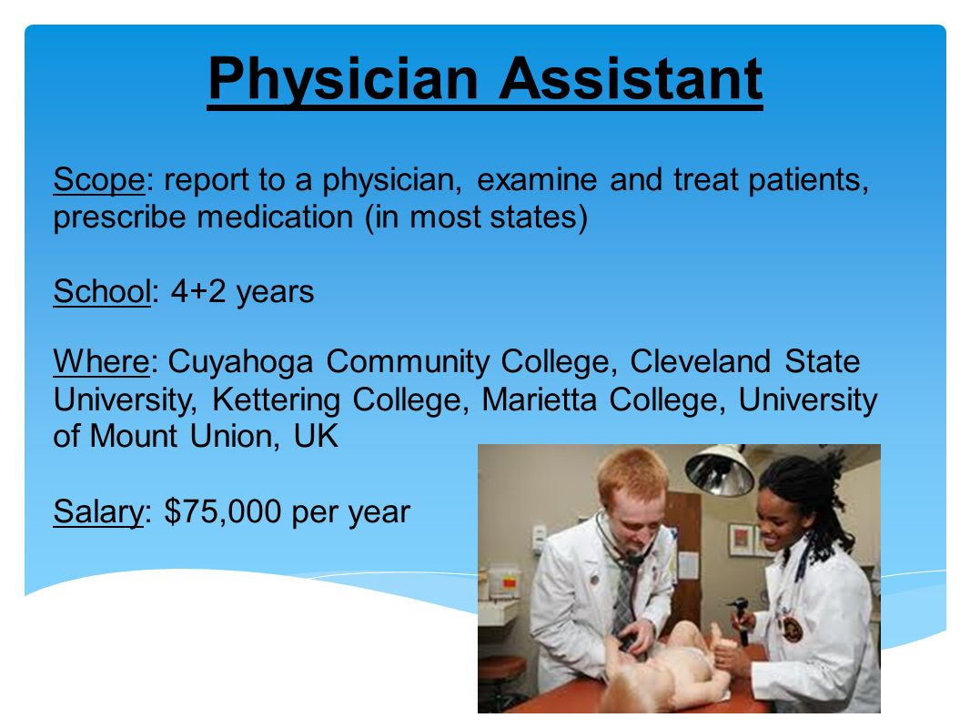 Allied Health Professions - ppt video online download