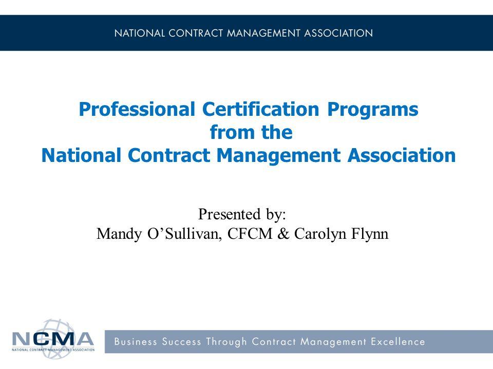 Certification Programs - ppt video online download