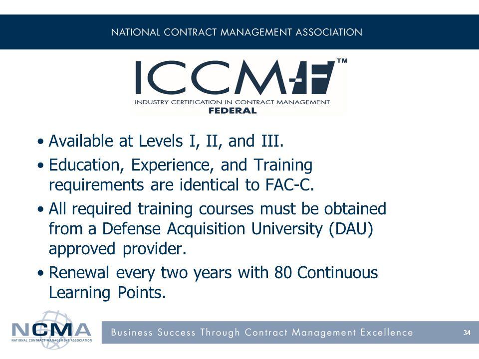certification programs - ppt  online download