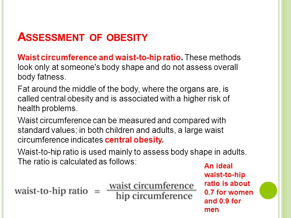 Obesity  - ppt video online download