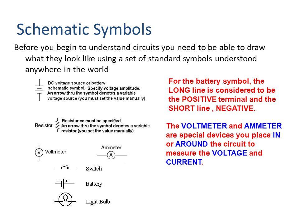 Schematic Symbols Battery Short Line Diy Enthusiasts Wiring Diagrams