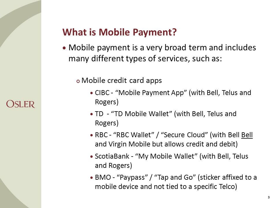 Mobile Payments: Key IT Law Issues Sony Gokhale October 26