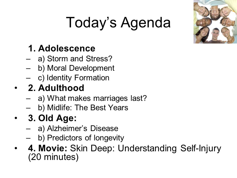 moral development in late adulthood