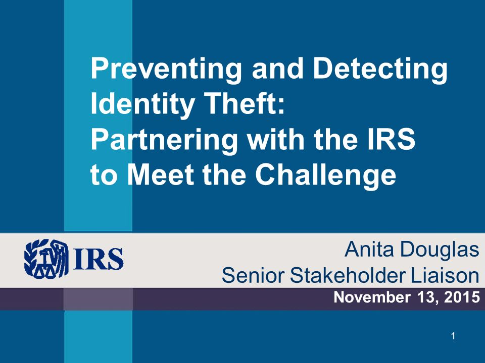 idverify irs gov letter 5071c preventing and detecting identity theft partnering with 22530 | Preventing and Detecting Identity Theft%3A Partnering with the IRS to Meet the Challenge