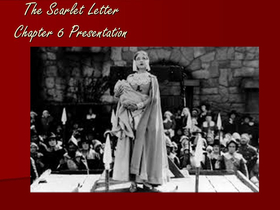 The Scarlet Letter Chapter 6 Presentation ppt video online