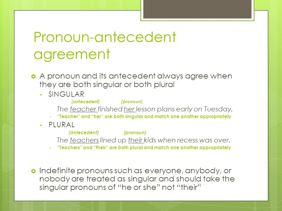 Common Errors With Pronoun Usage Ppt Video Online Download