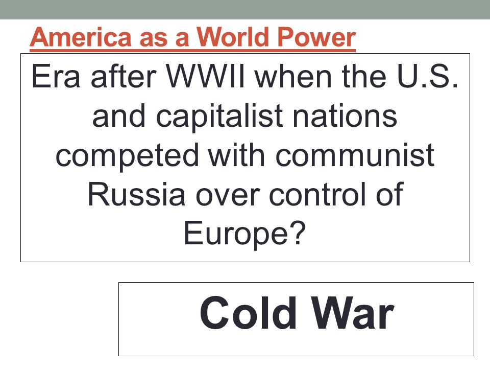 world history unit 8 review