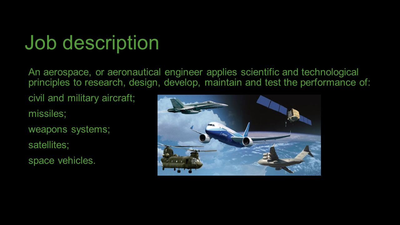 Lovely Aerospace Engineering