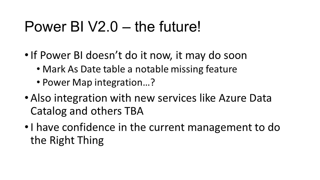 Power BI V2 0: Is It Any Good? - ppt video online download