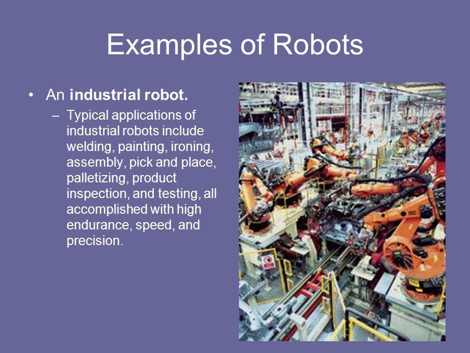 Robotics Ppt Video Online Download