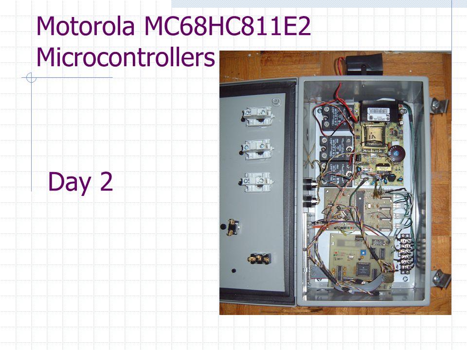 Motorola Mc68hc811e2 Microcontrollers Ppt Video Online Download. Motorola Mc68hc811e2 Microcontrollers. Wiring. Block Diagram Of 68hc11 Microcontroller Auto Wiring At Eloancard.info
