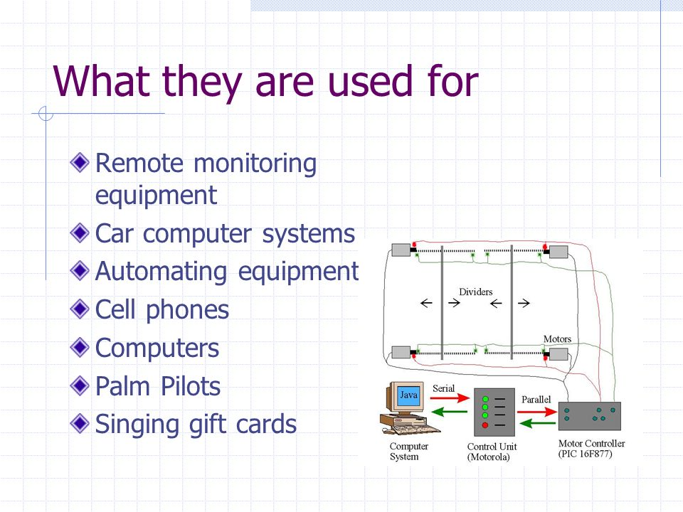 Motorola Mc68hc811e2 Microcontrollers Ppt Video Online Download. Microcontrollers 5 What. Wiring. Block Diagram Of 68hc11 Microcontroller Auto Wiring At Eloancard.info