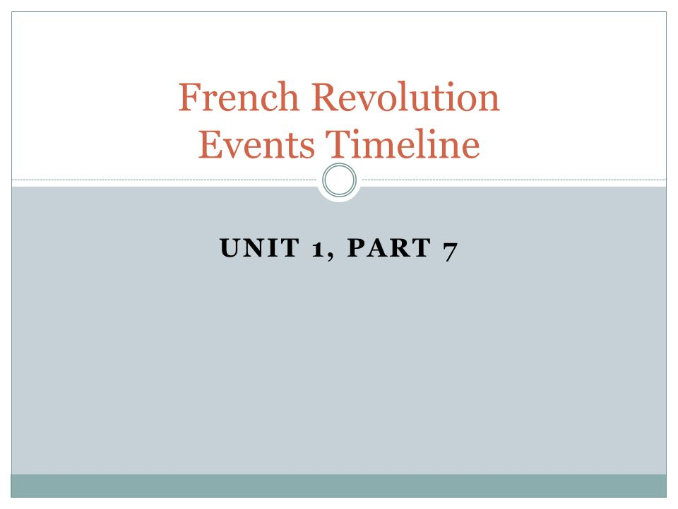 french revolution timeline - 960×720