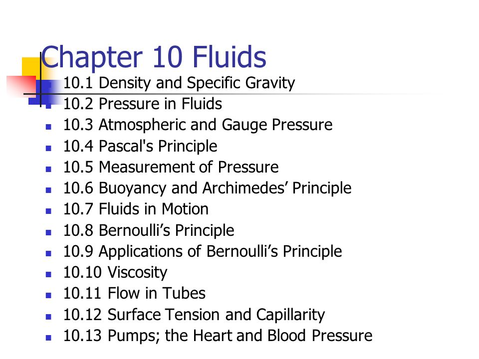 fluid properties density and surface tension Fluid properties: density,  , measurement of viscosity, newton's equation of viscosity, surface tension,  , density and specific weight of fluid also changes.