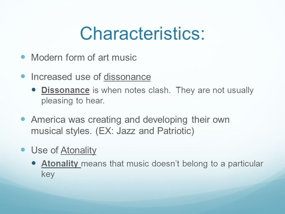 Contemporary Classical Music Period - ppt video online download