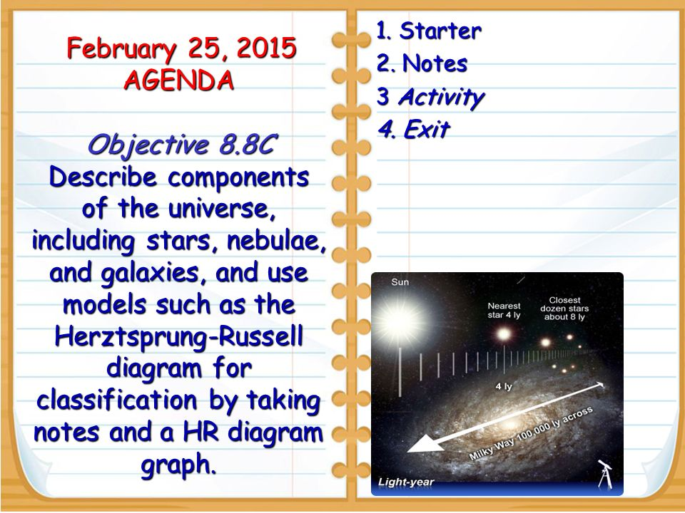 Compare the life cycle of a star with that of a human ppt video notes 3 activity 4 exit ccuart Image collections