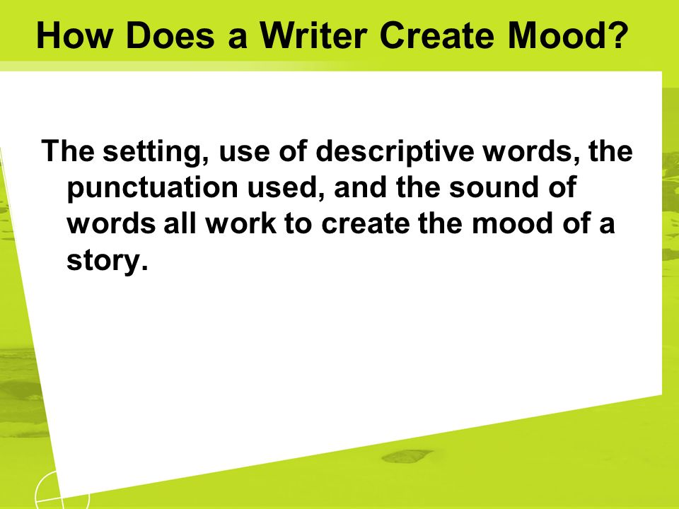 how to create emotion in reader