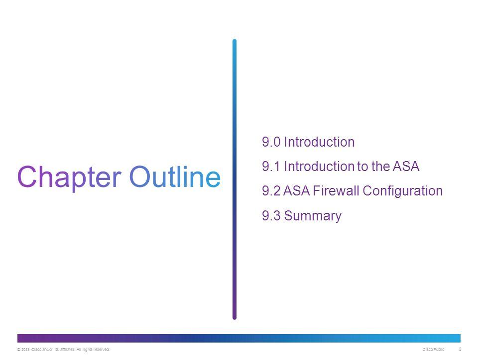 asa outline