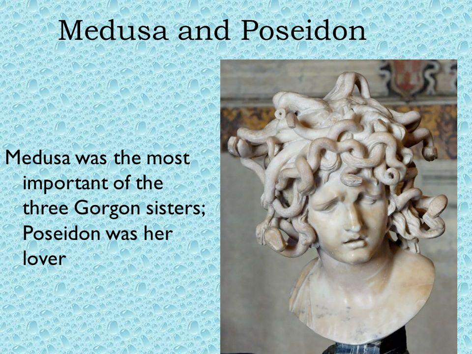 poseidons sisters