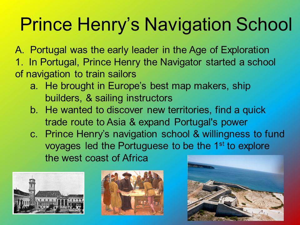 henry the navigator school