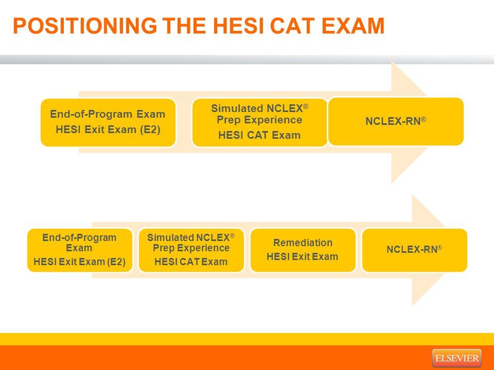 HESI RN CAT Exam Ppt Video Online Download