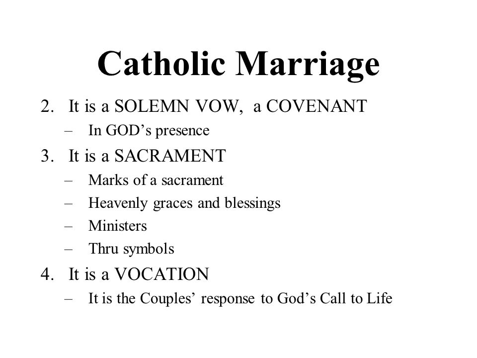 Talk 8 Christian Marriage Ppt Download