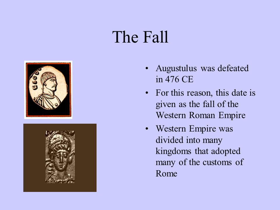 what caused the fall of the western roman empire essay There are many causes and points of view of what caused the fall of the western roman empire for example, some writers said it was because citizens were excluded from political responsibilities others say it was because of religion and the large size of the population.