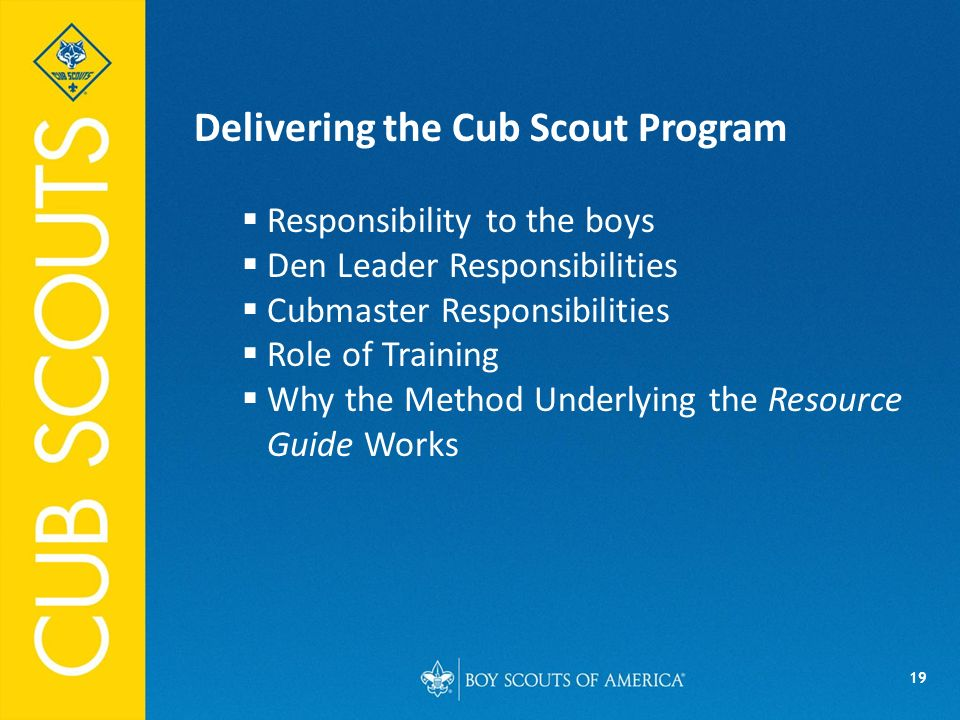 cub scouts new delivery method ppt video online download rh slideplayer com cub scout academics and sports program guide pdf cub scout academics and sports program guide