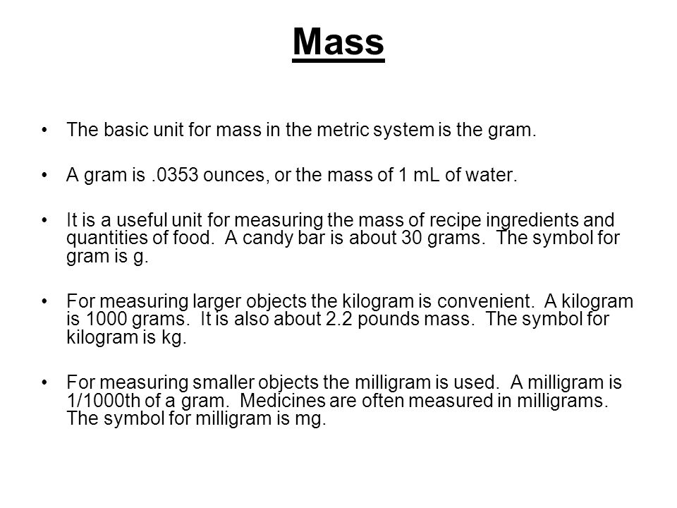 Metric System Podcast For Chemistry Ppt Video Online Download