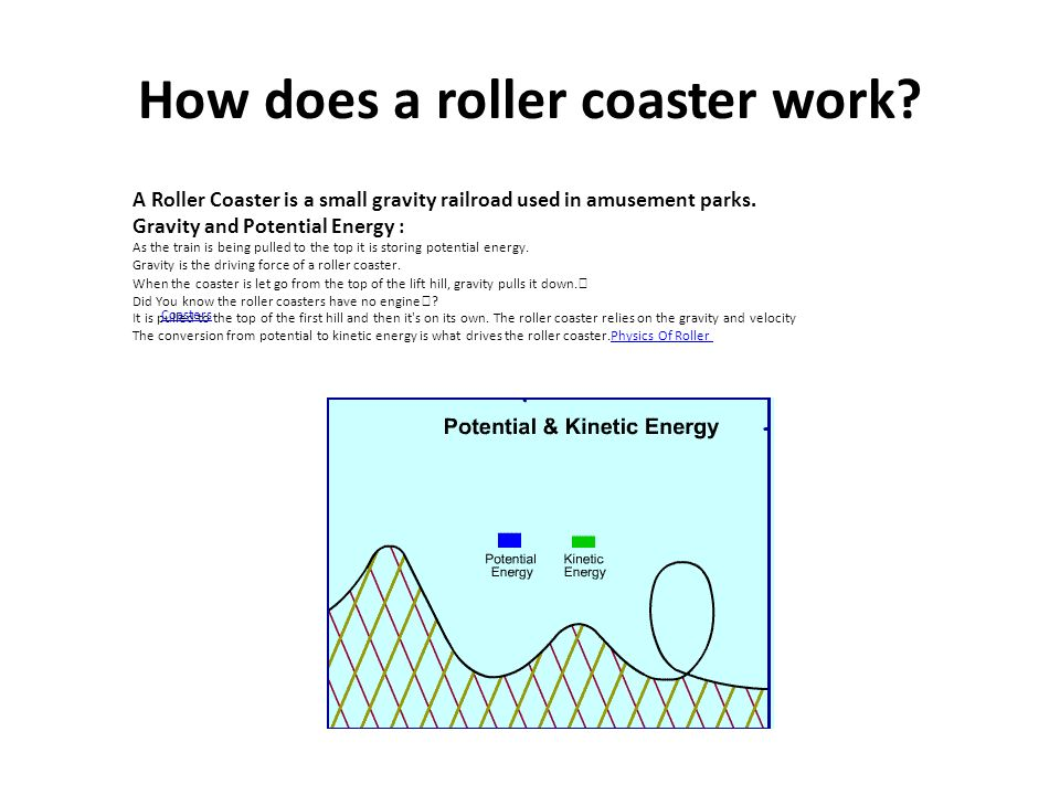 Roller Coasters By ppt video online download