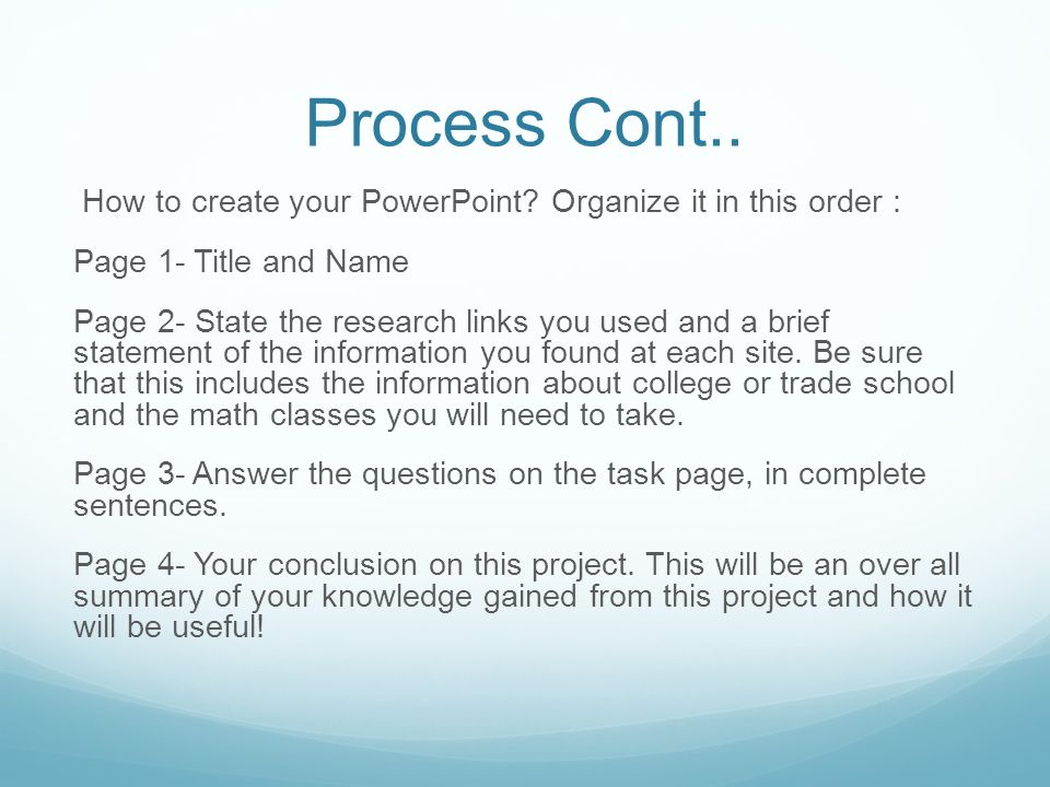 WebQuest for High School students By: Ashley Castillo - ppt