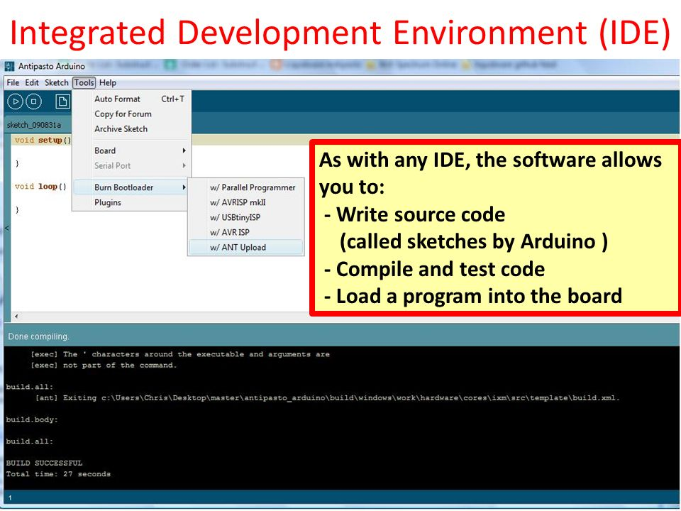 Getting Started With the Arduino Uno - ppt video online download