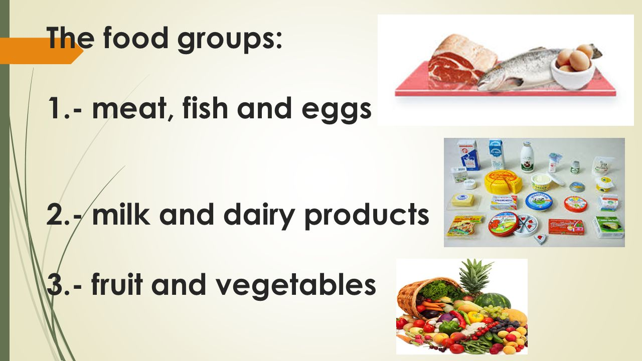 is it bad to eat meat and dairy together healthy and unhealthy food ppt 648