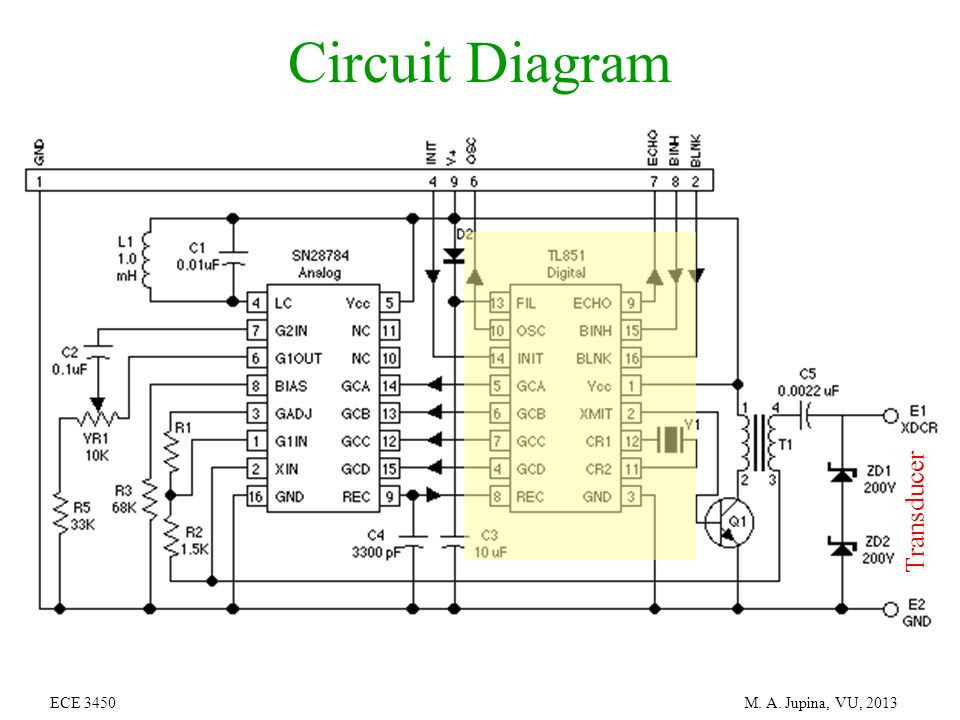 7 Circuit Diagram Transducer: Xdcr Transducer Wiring Diagram At Outingpk.com