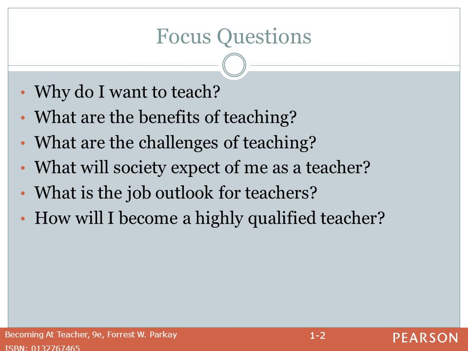 why do i want to teach primary reasons to teach