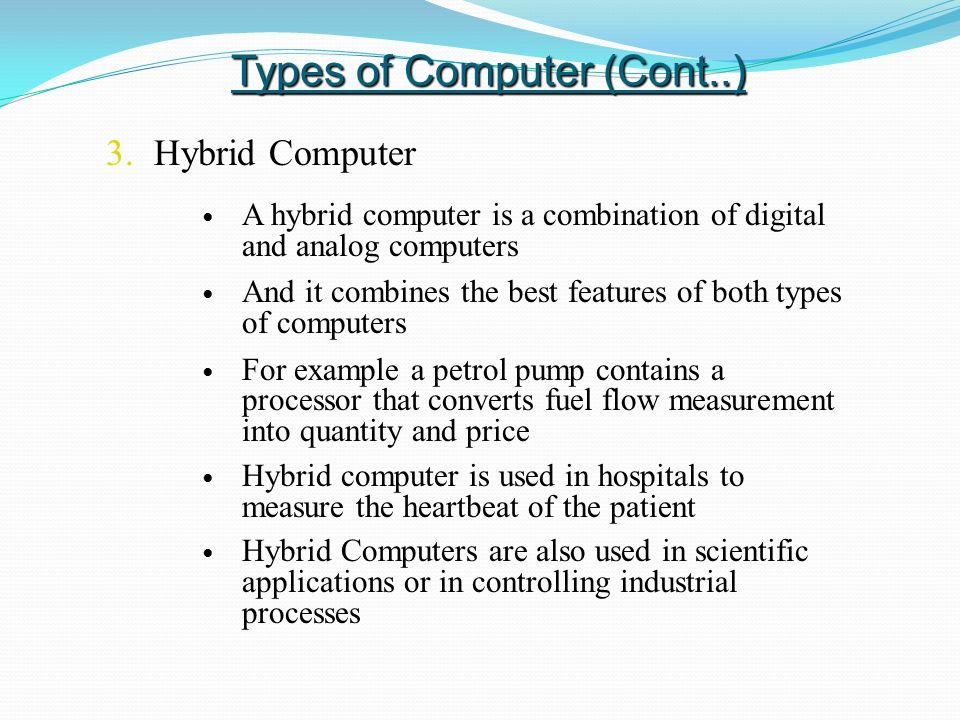 Introduction to Computer - ppt download