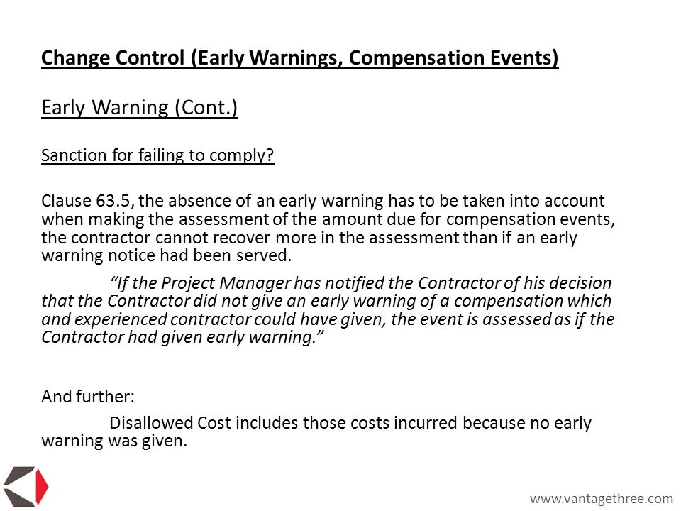 The New Engineering Contract Particular Features And Usage Ppt