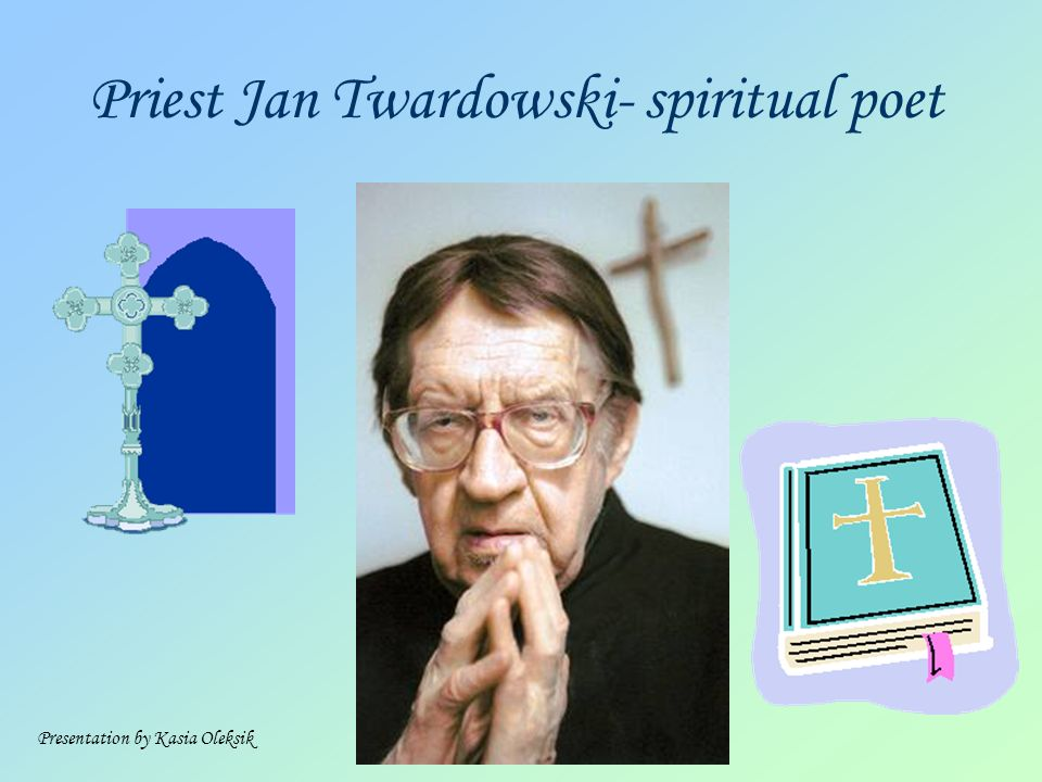 Jan twardowski poetry