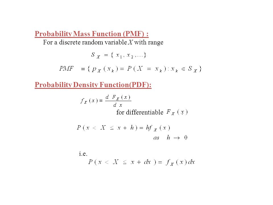 Probability (outcome k) = Relative Frequency of k - ppt download