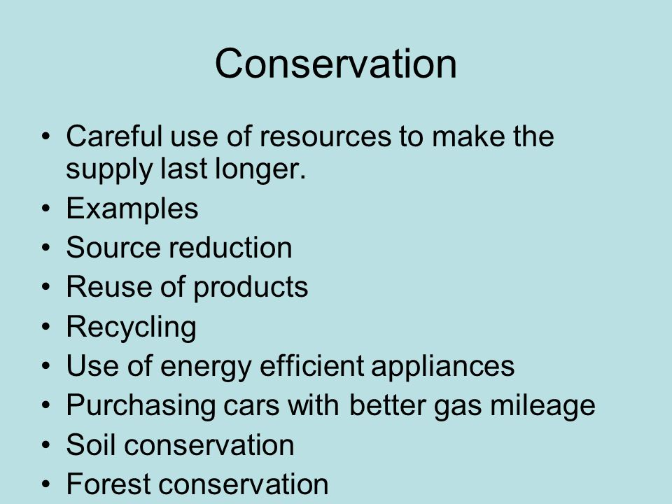 Humans and the Environment - ppt video online download