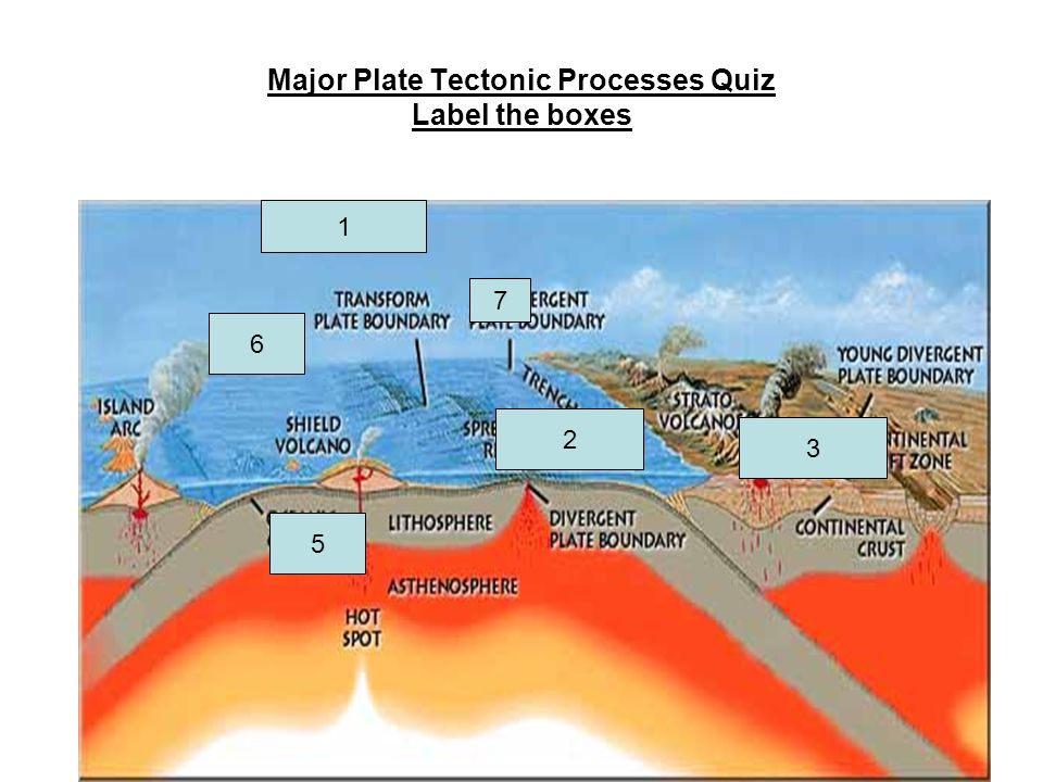 Plate Tectonics Diagram To Label - DIY Enthusiasts Wiring Diagrams •