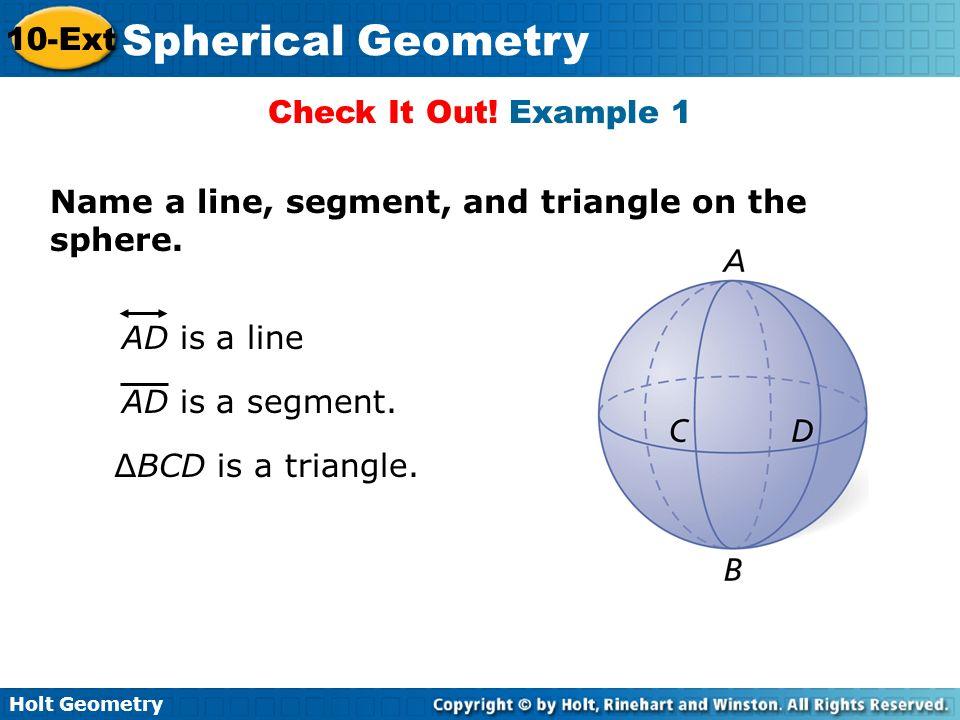 spherical geometry  8 check