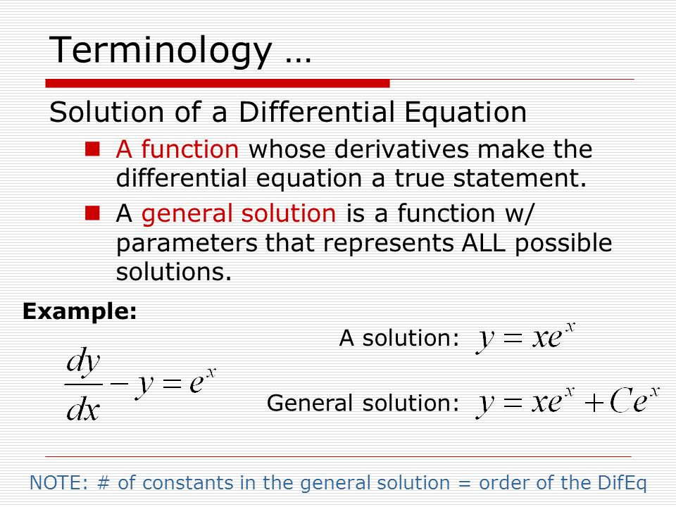 MTH 253 Calculus (Other Topics) - ppt download